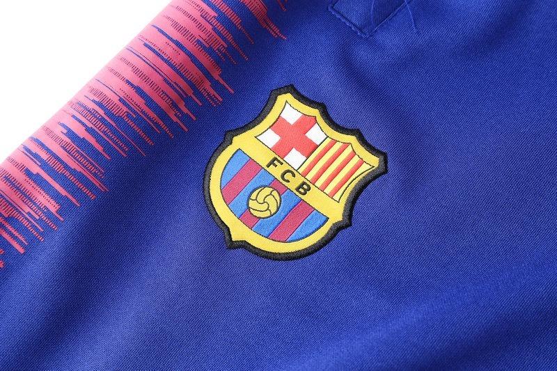agasalho barcelona 2018 2019 azul - casaco + calça. Carregando zoom. 77aebe86d1482