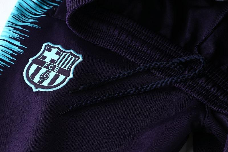 agasalho barcelona 2018 2019 azul marinho - casaco + calça. Carregando zoom. d0e8a7cd8e1fb