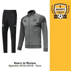 ed028ac24 Conjunto Agasalho Bayern De Munique - Futebol no Mercado Livre Brasil