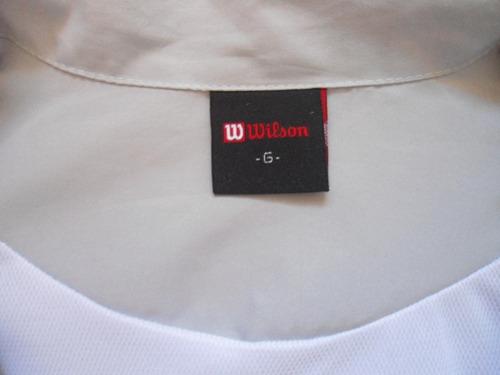agasalho ceará wilson 2006 de jogador - impecável
