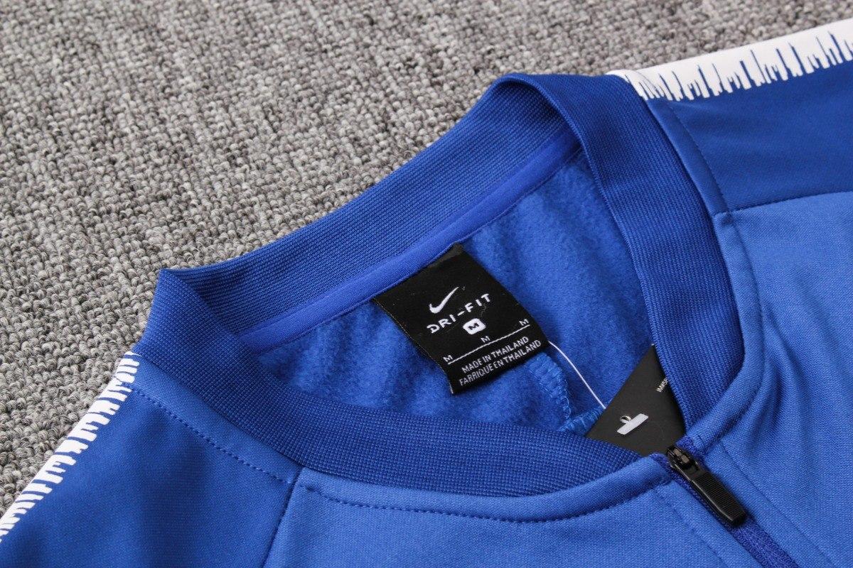 765679290d agasalho chelsea 2018 2019 azul 1 - casaco + calça. Carregando zoom.