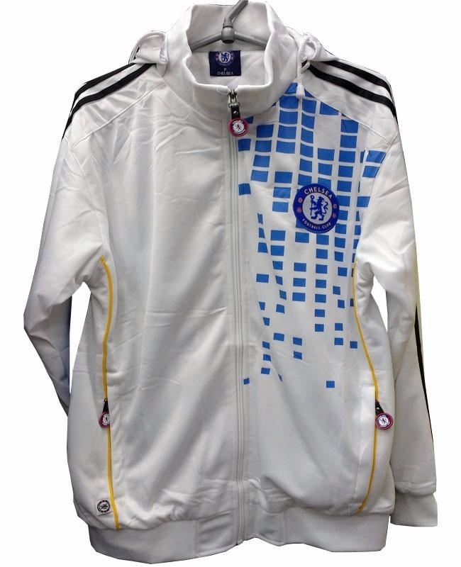 Agasalho-completo-calça-e-blusa-chelsea-branco-e-azul-helanc - R ... 672ac67913812