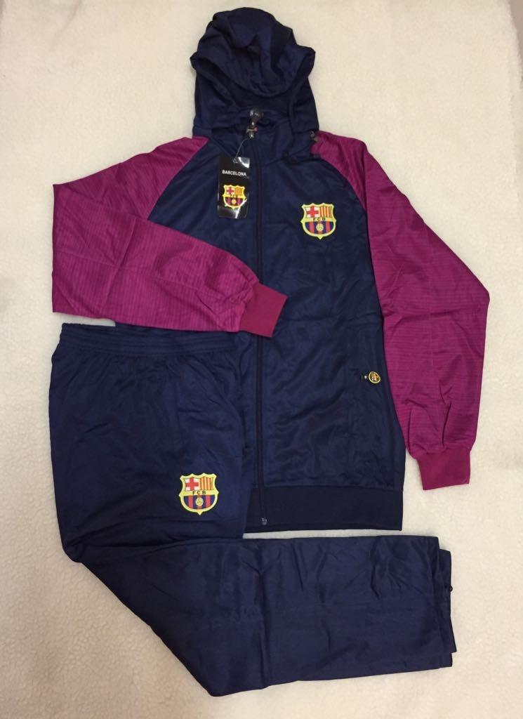 f46e3829dc agasalho conjunto barcelona calça e blusa abrigo barça. Carregando zoom.