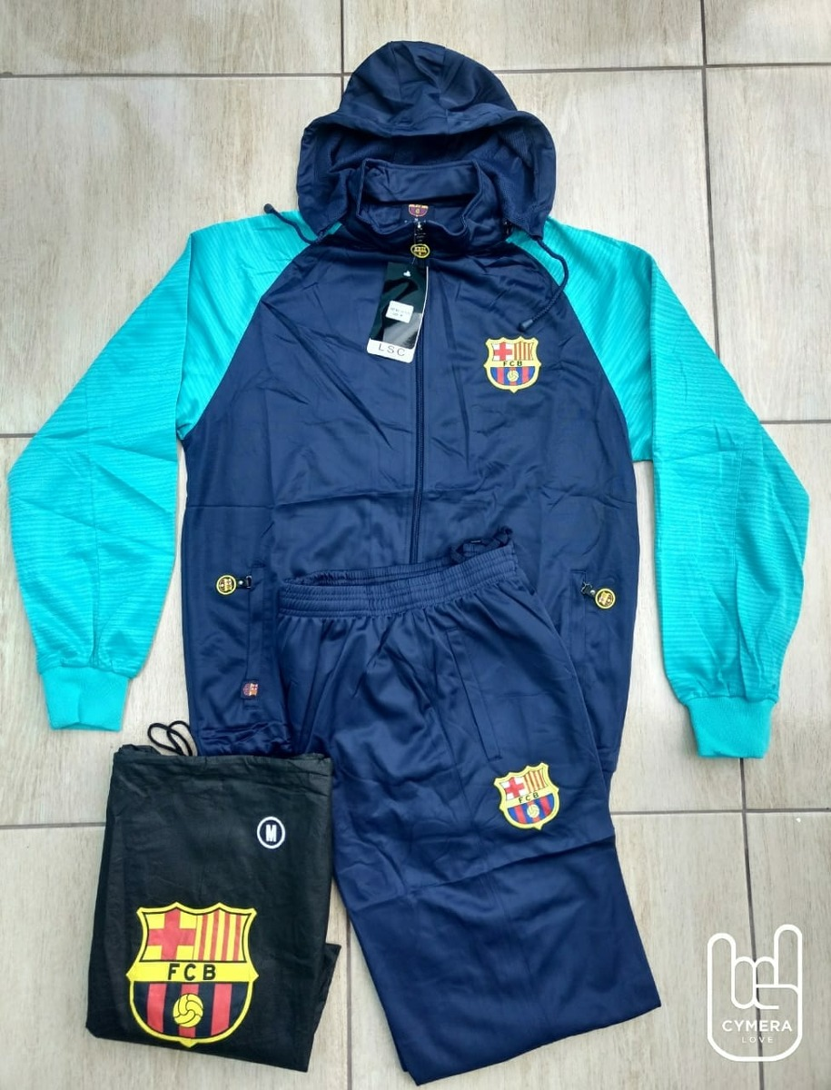 agasalho conjunto de time barcelona blusa calca promocao. Carregando zoom. 77437d724728b