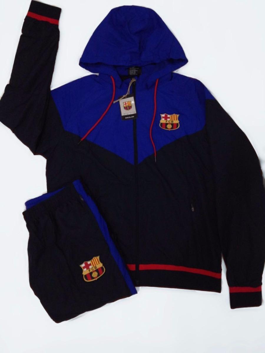 7bfc5d8aa9 agasalho conjunto do barcelona blusa e calça futebol novo. Carregando zoom.