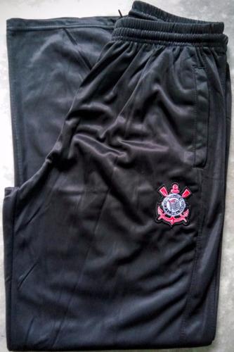 agasalho corinthians básico original, escudo bordado.