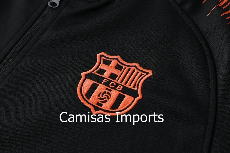 agasalho de treino barcelona 2018 2019 (pronta entrega). Carregando zoom. eb94ef3244165