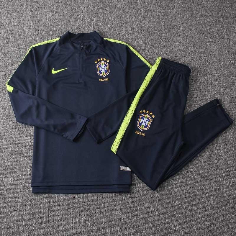 69041137ba agasalho de treino futebol seleção brasil 2018 adulto. Carregando zoom.