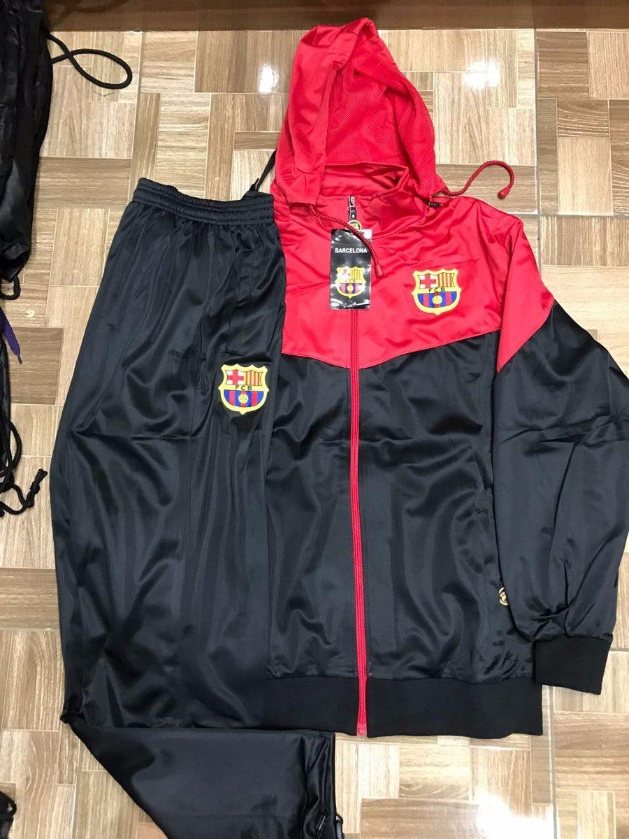 5633591350 agasalho do barcelona blusa e calça vermelho preto conjunto. Carregando zoom .