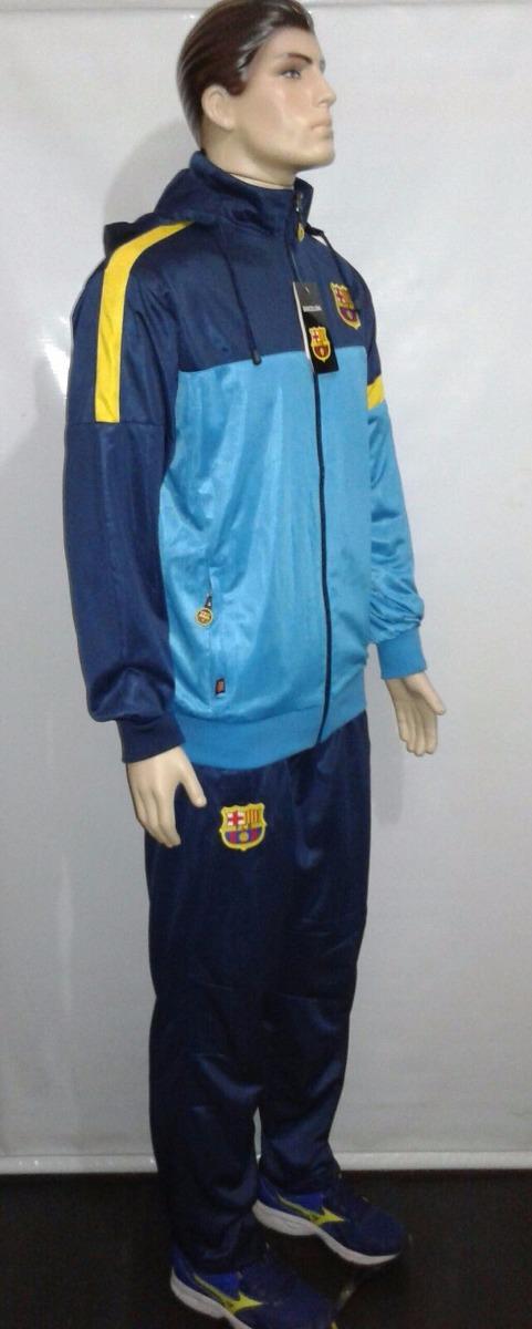 2aaa106003 agasalho do barcelona completo calça  jaqueta. Carregando zoom.