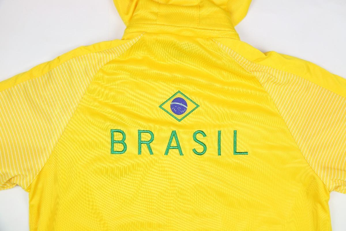 181e133c97d9e agasalho do brasil seleção brasileira blusa e calça casaco. Carregando zoom.