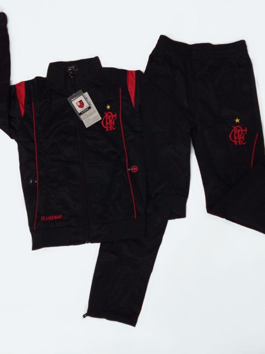 7d438d92c4 agasalho do flamengo conjunto de frio blusa e calça futebol. Carregando  zoom.