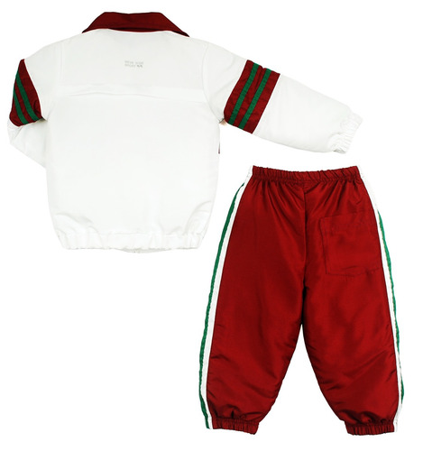 agasalho do fluminense infantil oficial tamanhos 4-6-8