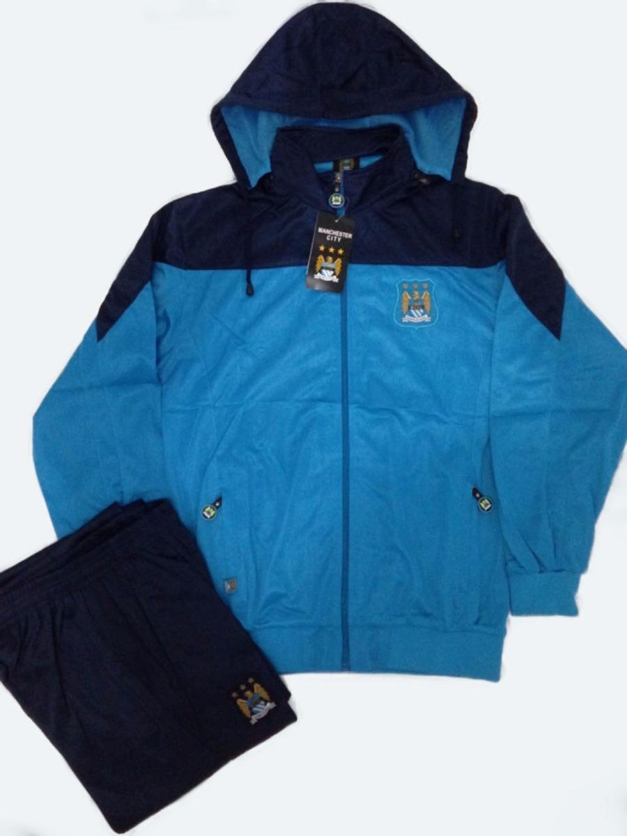 fb3cdf15e3 agasalho do manchester city novo blusa e calça novo conjunto. Carregando  zoom.