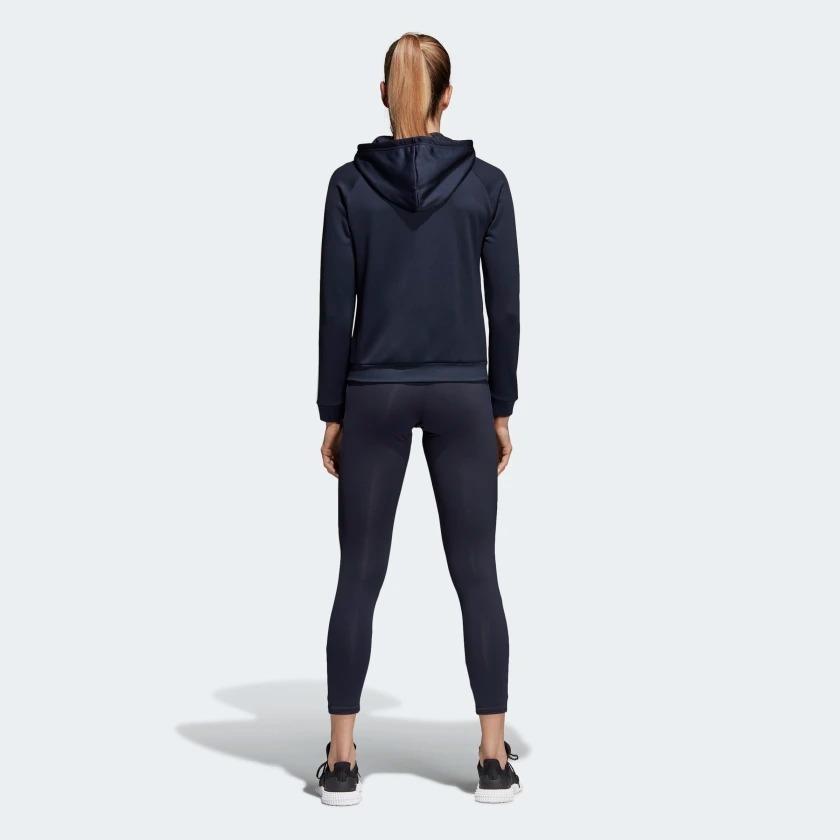 05b696d92 Agasalho Feminino adidas - Wts Hoody & Tight - R$ 325,00 em Mercado ...