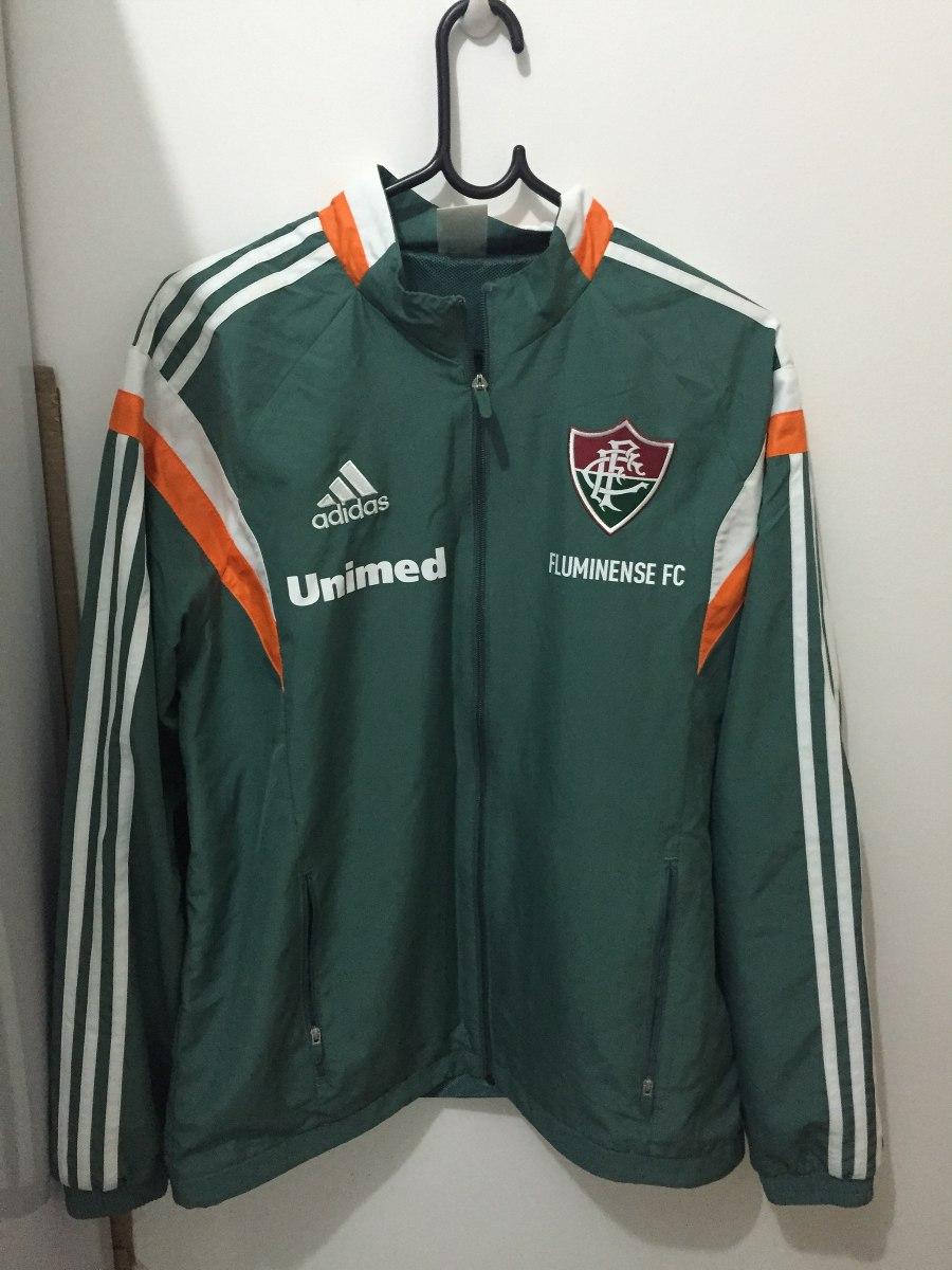 8c68f9306c Agasalho Fluminense Football Club - R  150