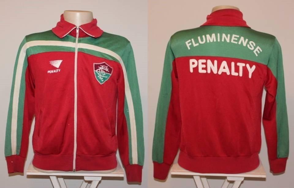 d70e025e00 Agasalho Fluminense Penalty Anos 80 - G - R  499