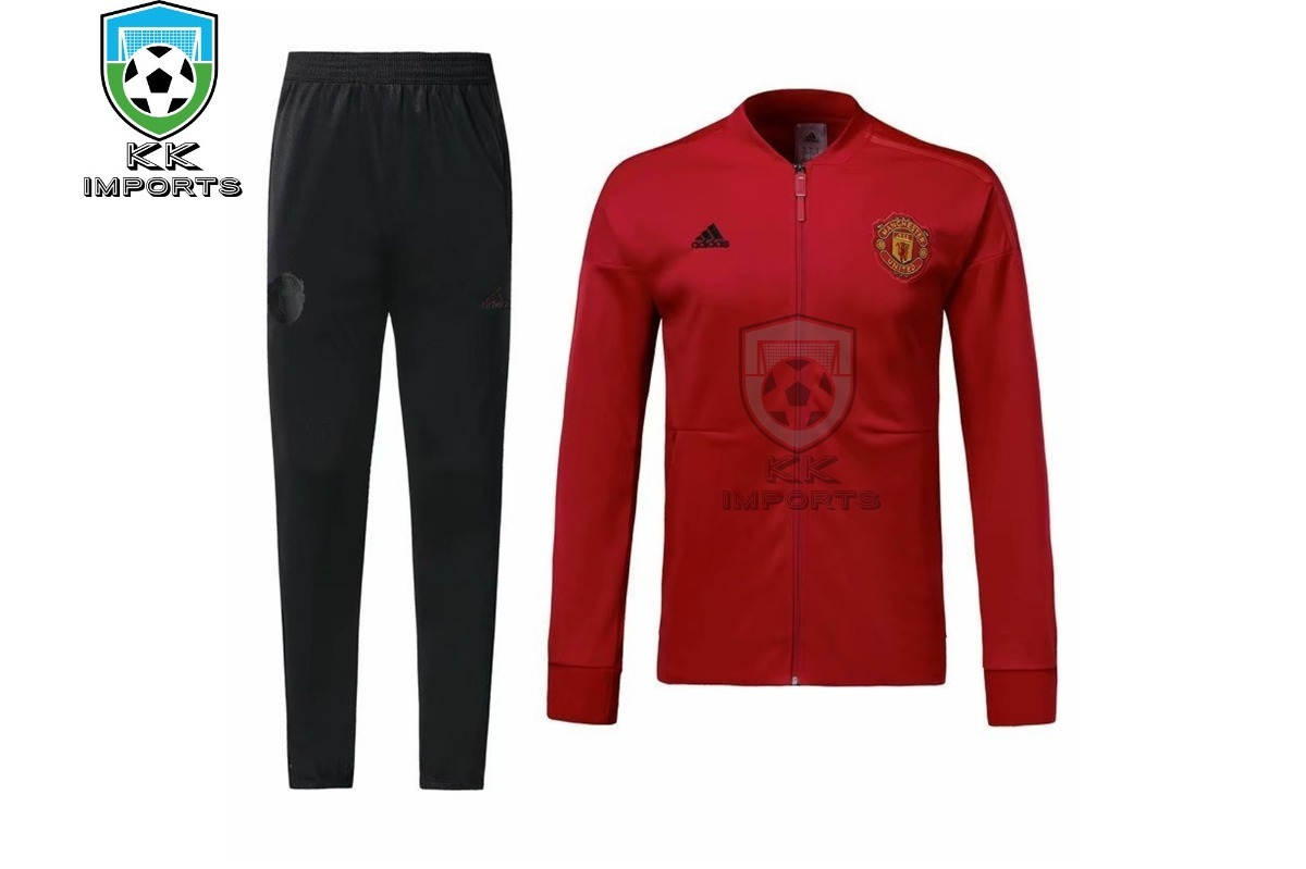 33b6fac2db agasalho manchester united 2018 2019 uniforme 1. Carregando zoom.