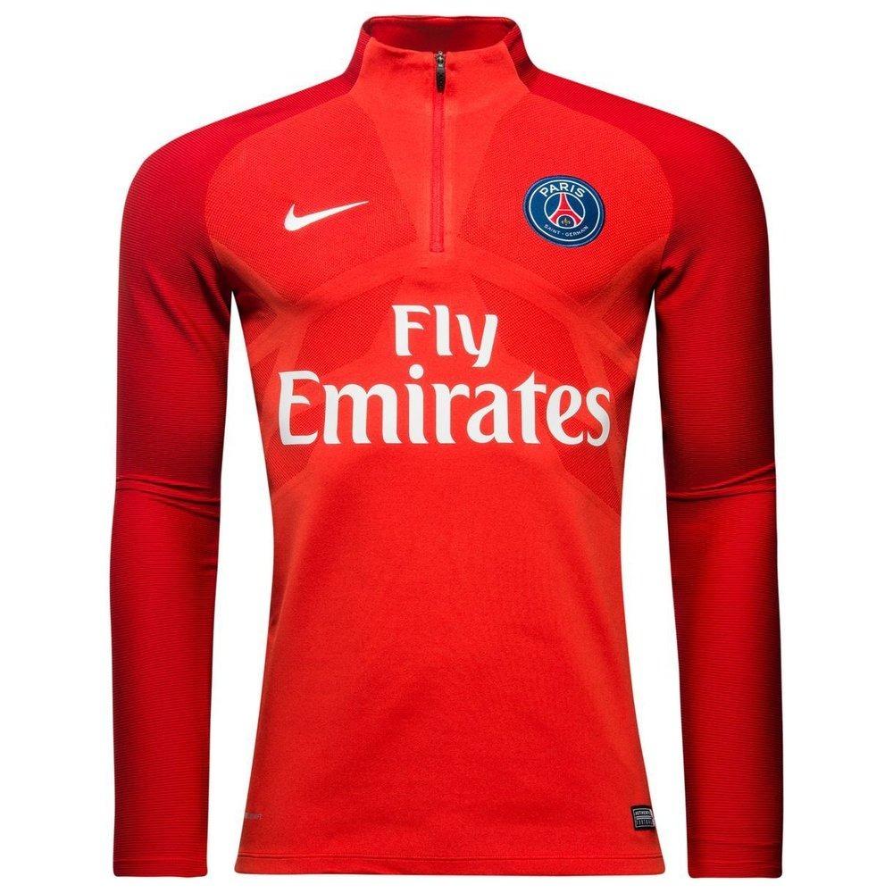 6330ed8e6f076 Agasalho Paris Saint Germain Psg Vermelho - R$ 399,90 em Mercado Livre