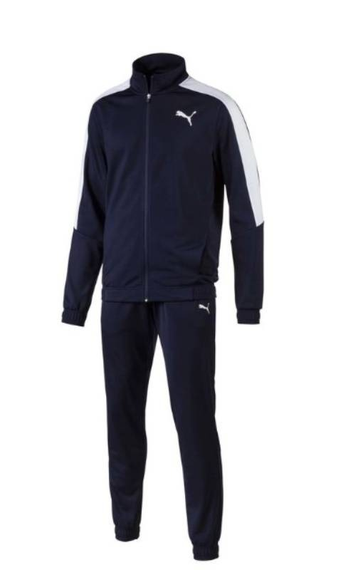 34c6bc0c902936 Agasalho Puma Classic Tricot Suit Cl 594840-06 - R$ 149,99 em ...