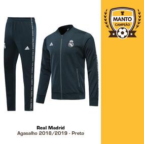 c29101db48 Agasalho Real Madrid - Futebol com Ofertas Incríveis no Mercado Livre Brasil