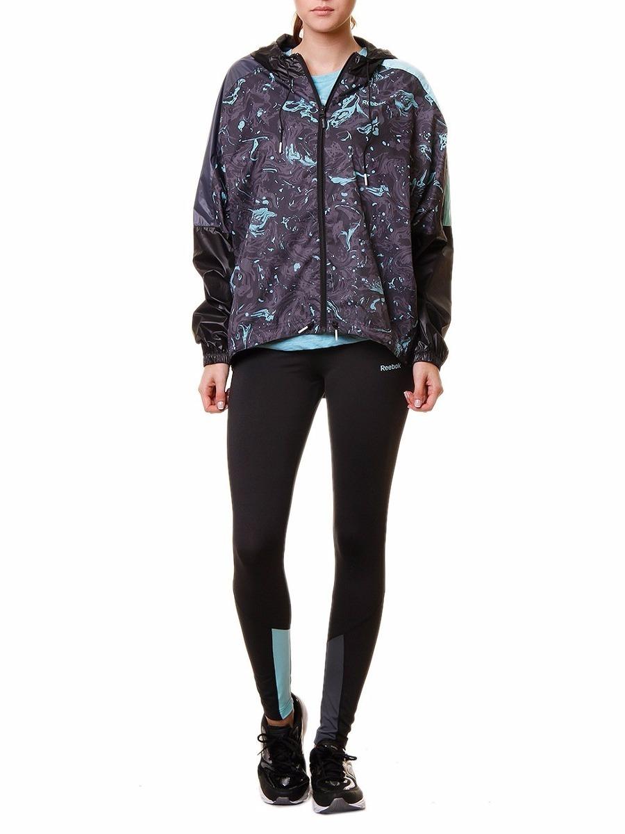 a2816f06a52 agasalho reebok (calça + jaqueta) feminino l20736 original. Carregando zoom.