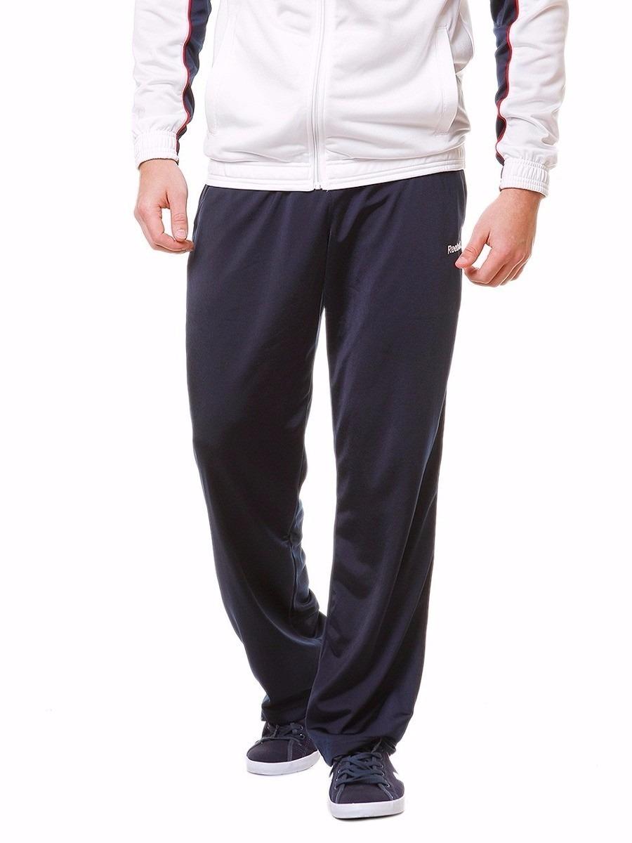 413eb287aab agasalho reebok (calça + jaqueta) masculino original. Carregando zoom.