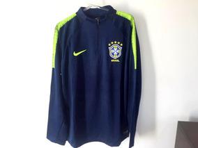 db384a891 Blusa De Frio Seleção Brasileira Nike no Mercado Livre Brasil