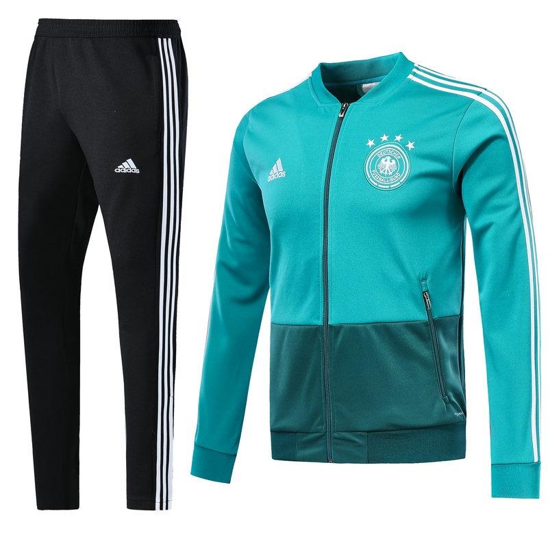 agasalho seleção alemanha - adidas dry-fit 2018 green. Carregando zoom. a7d009de12eac