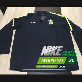 d5c73cee7 Agasalho Seleção Brasileira Amarelo - Futebol no Mercado Livre Brasil