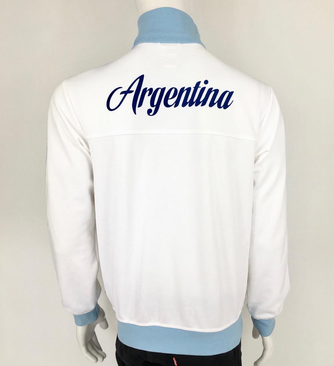 ff06bd3558 Agasalho Seleção Argentina Futebol Copa Do Mundo adidas - M - R  229 ...