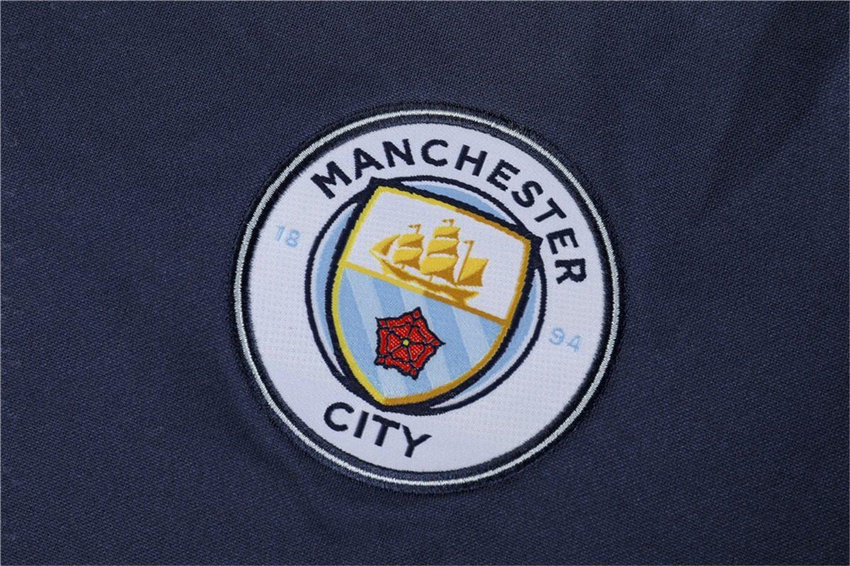06bcda140 agasalho treino manchester city 18 19 azul marinho completo. Carregando zoom .