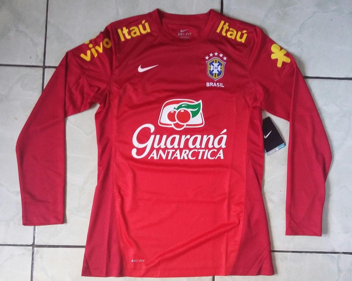 81d49212c15c0 agasalho treino seleção brasileira de futebol - nike. Carregando zoom.