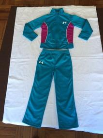 0d4bf5cc0a6 Agasalho Under Armour Infantil Abrigo Calça E Blusa Original