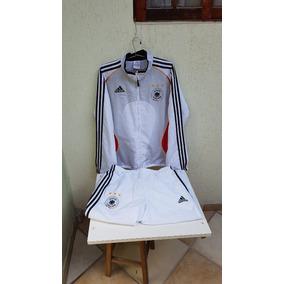 21061f7a344fa Agasalho Seleção Alemanha Adidas Mercedes Benz - Futebol no Mercado Livre  Brasil