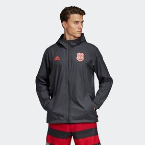 1c899bf8e82ea Jaqueta Do Flamengo Adidas Pesada Masculina no Mercado Livre Brasil