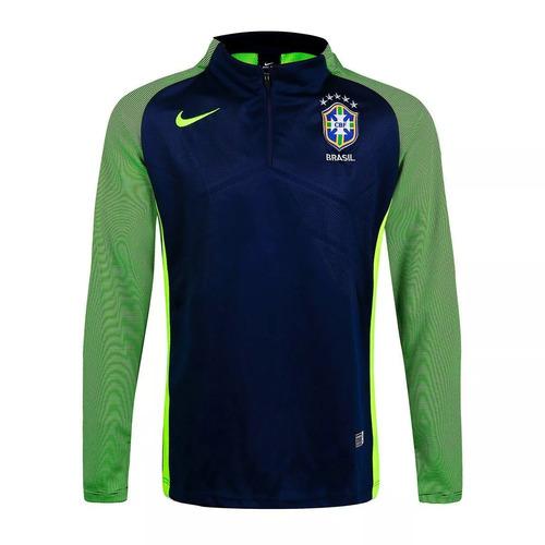 agasalhos de treino seleção brasileira - frete grátis