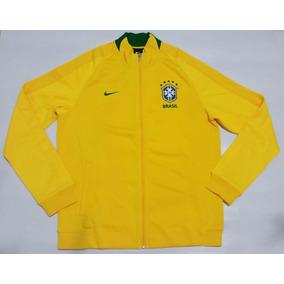 16c094483d3f4 Conjunto Agasalho Da Selecao Brasileira no Mercado Livre Brasil