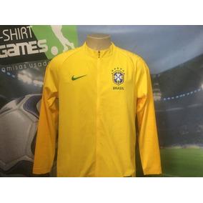 269b621902c68 Agasalho Seleção Brasileira - Futebol no Mercado Livre Brasil