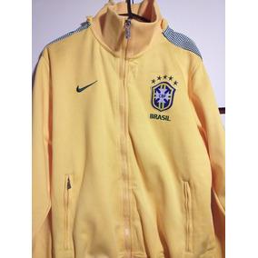 fff3c4196adc4 Jaqueta Nike Seleção Brasileira De Futebol Comissão Técnica - Futebol no  Mercado Livre Brasil