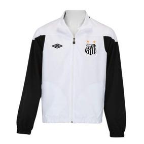 69cffe0769d04 Agasalho Do Santos Fc Kappa - Futebol no Mercado Livre Brasil