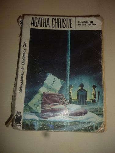 agatha christie - el misterio de sittaford -  selecciones