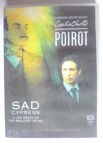 agatha christie poirot - david suchet - todas temporadasdvd