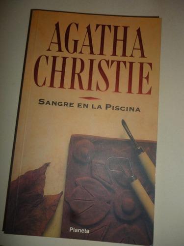 agatha christie - sangre en la piscina - planeta