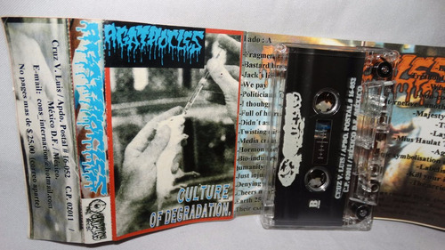 agathocles - culture of degradation ( aborted grindcore belg