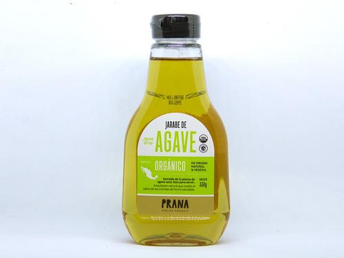 agave organico prana 330ml