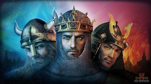 age of empire ii hd full con todas las expansiones