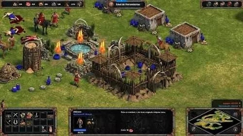 age of empires 1 2 y 3 + age of mythology + expansiones pc