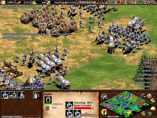 age of empires 2 + conquerors expansion pc juego digital