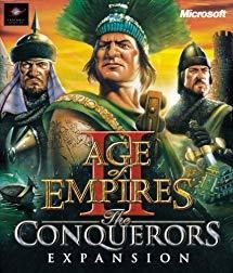 age of empires 2 expansión oficial: the conquerors - pc
